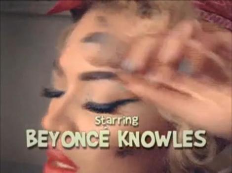Beyonce repara masini in noul ei videoclip