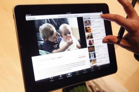 iPad-ul, cu 25% mai scump in Europa decat in SUA