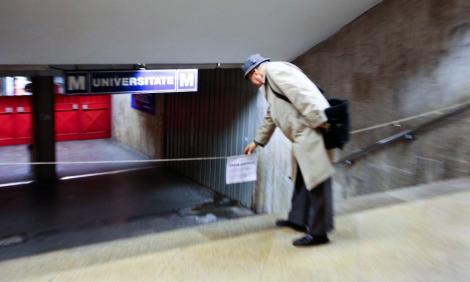Marti: Greva de la metrou va dura doar pana la ora 12.00!