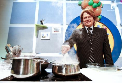 "Vladut iti propune ""Combinatia perfecta"": o salata de zile mari! (VIDEO)"
