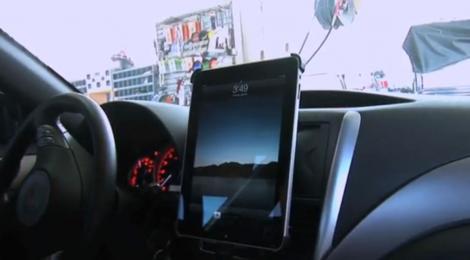 iKit: Ai iPad, pune-l pe bord sa-l vada toata lumea!