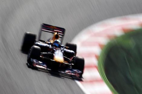 F1, MP al Spaniei / Monoposturile Red Bull, cele mai rapide in testele de la Barcelona. Schumi, pe trei
