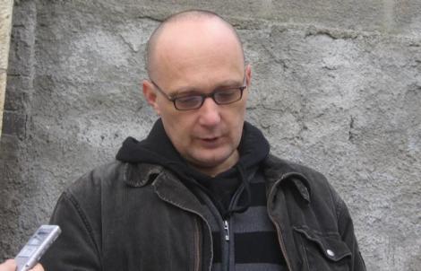 Daniel Banulescu la Salonul de poezie