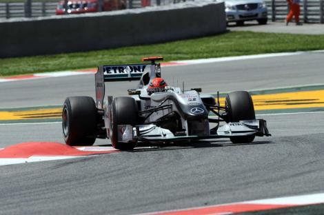F1, MP al Spaniei / Duelul campionilor