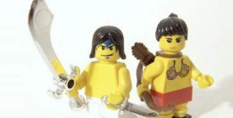 VIDEO/ Prince of Persia, in varianta LEGO