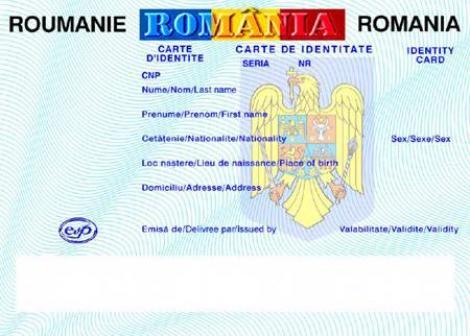 Romanii pot trece in Serbia doar cu cartea de identitate