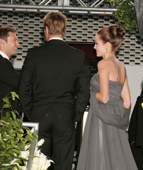 Brad Pitt si Angelina Jolie, din nou impreuna pe marele ecran. Ca Marcus Antonius si Cleopatra
