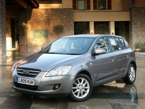 Kia Motors recheama in service toate modele cee'd pentru o verificare la sistemul de franare