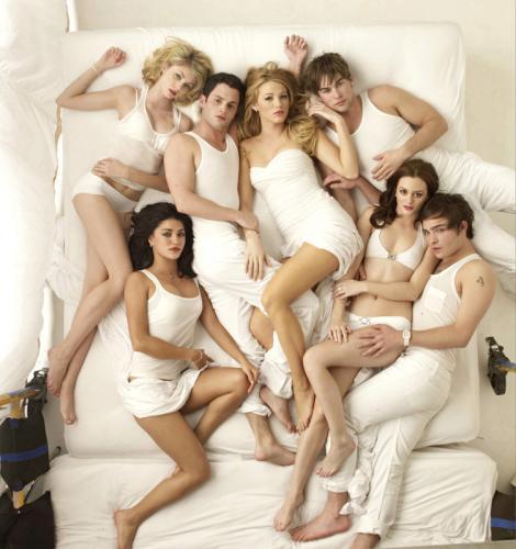 Gossip Girl, sase nominalizari la Teen Choice Awards 2010!
