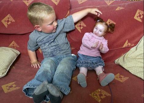 VIDEO! Cel mai mic copil din lume are 56 de centimetri!