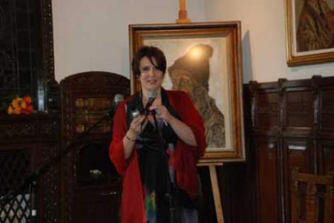 """Ariadna Avram, declarata """"Omul zilei"""" de Jurnalul National"""