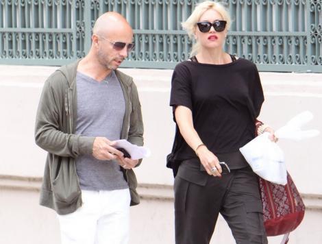 Gwen Stefani - dezastru vestimentar