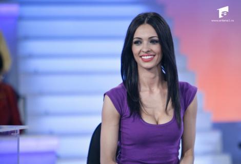 VIDEO! Cosmina Pasarin vorbeste despre fostii iubiti