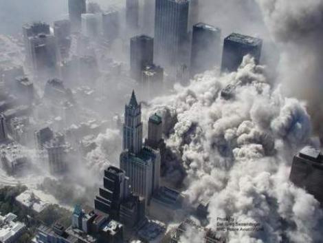 Alte 72 de ramasite umane, gasite sub ruinele turnurilor World Trade Center