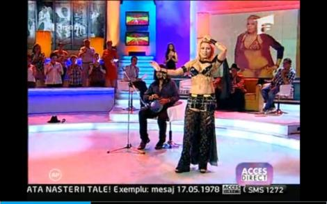 VIDEO! Jasmine abordeaza stilul rock!