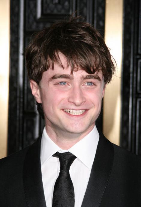 """Harry Potter"" se inroleaza in 2012"