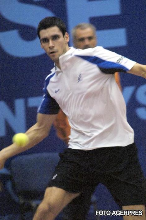 Victor Hanescu, amendat cu 15.000 de dolari pentru incidentele de la Wimbledon