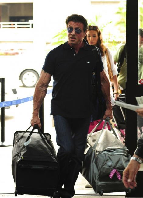 Sylvester Stallone se retrage