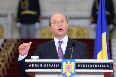 Doina Oltului pentru presedintele Traian Basescu