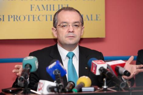 Boc: Peste 59.000 de bugetari vor fi concediati