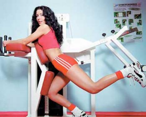 Carmen Bruma te invata cum sa slabesti sase kilograme intr-o luna