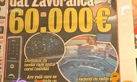 Oana Zavoranu a investit 60.000 de euro in casa