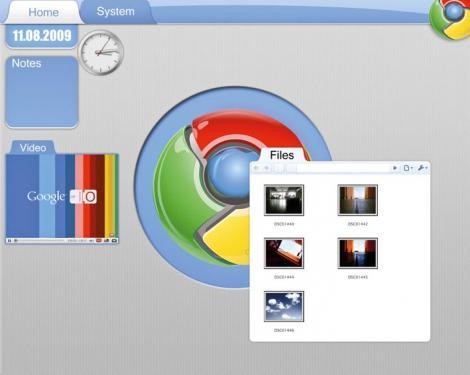 Google lanseaza sistemul de operare pentru PC-uri in toamna