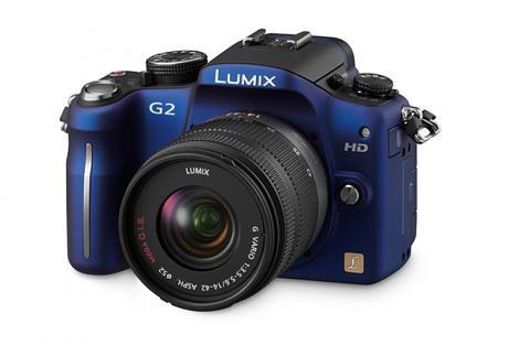 LUMIX G2, inca un compact cu functii DSLR
