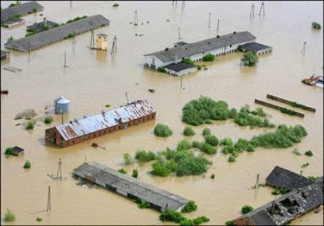Inundatiile puternice continua sa faca victime in Europa