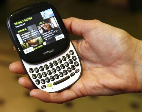 Esec: Microsoft renunta la telefonul KIN