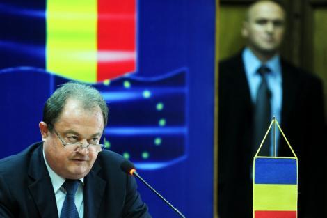 "Vasile Blaga: ""Planul de masuri economice va fi finalizat saptamana viitoare"""