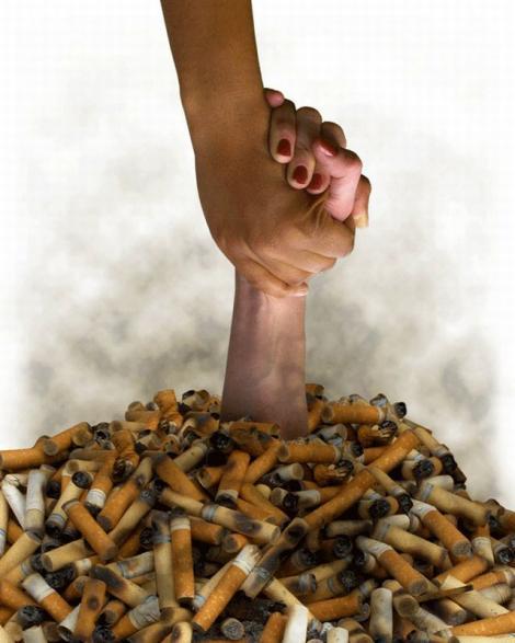 10 motive sa te lasi de fumat