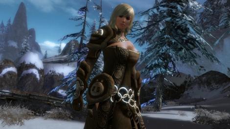 FOTO! Vezi cum arata clasa Ranger din Guild Wars 2!