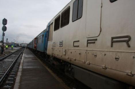 Experti: Reteaua feroviara din Romania, intr-o stare catastrofala
