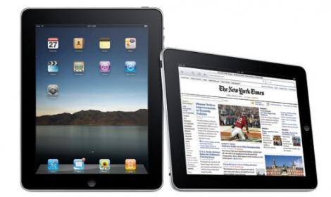 iPad - la vanzare de vineri in alte noua tari
