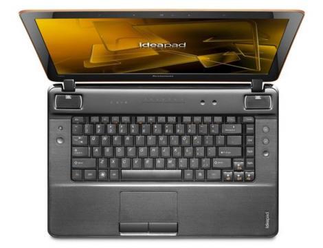 Laptop 3D de la Lenovo