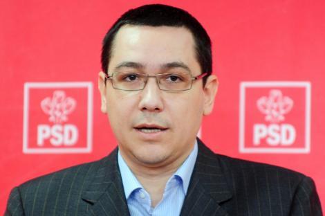 Ponta scrie ambasadelor despre amenintarile la adresa statului de drept, conturate de putere