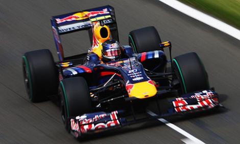 F1/ Sebastian Vettel, pole position in MP al Germaniei