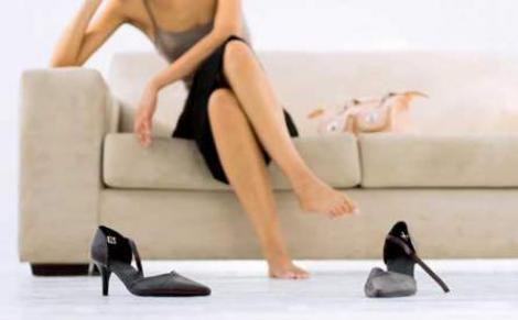 Afla de ce ai picioarele umflate!