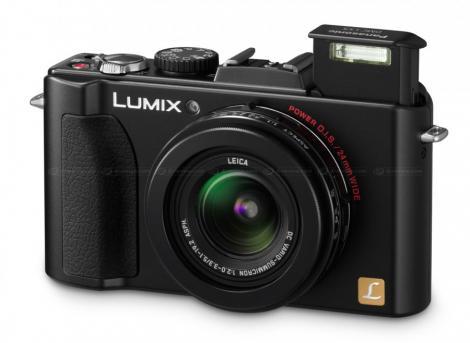 FOTO! Panasonic a anuntat mult asteptatul Lumix DMC-LX5