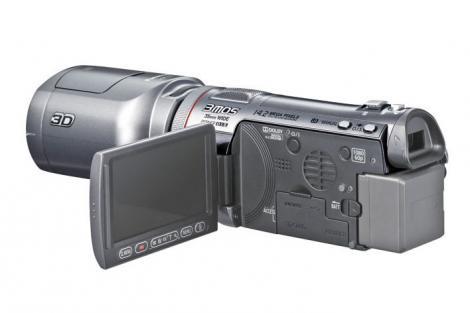 Panasonic - camera 3D pentru amatori