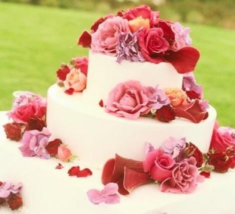 7 idei pentru tortul tau de nunta