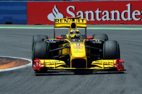 F1 / Kubica si-a prelungit contractul cu Renault