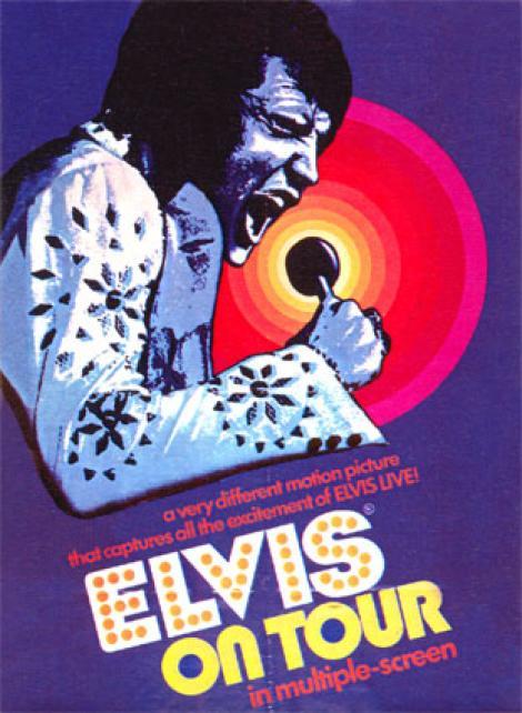 Elvis Presley, din nou pe marile ecrane