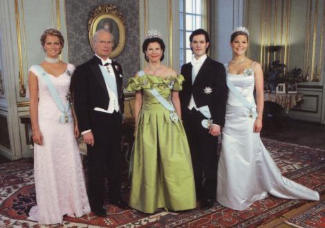 Printesa Victoria a Suediei, acuzata de coruptie