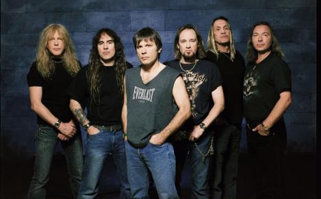 """Concertul Iron Maiden va zgudui """"inima"""" Transilvaniei"""