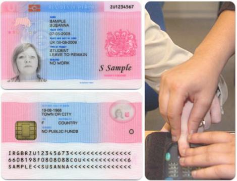 """Carti de identitate """"smart card"""", din 2011"""