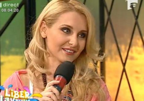 Alina Sorescu, pregatita pentru viata in doi
