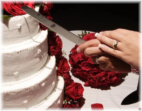 Povestea tortului de la nunta