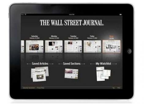Rupert Murdoch vrea ziar digital special pentru IPad si alte tablete